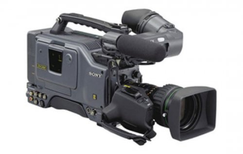 Able Video Sony DSR500P DVCAM Camcorder Equipment Hire Gold Coast
