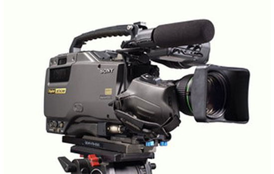 Able Video Sony DVW 709 Digital Betacam Camcorder Equipment Hire Gold Coast