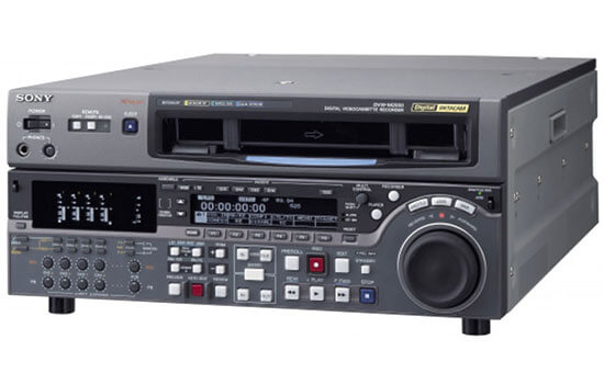 Able Video Sony DVW M2000P Digital BetaCam Deck Player