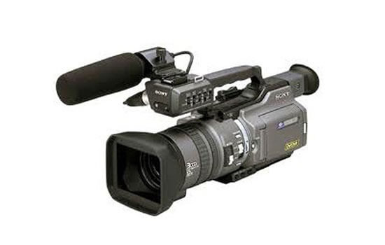 Able Video Sony PD100 DVCAM Camcorder Equipment Hire Gold Coast