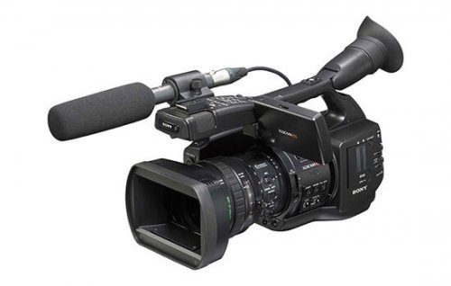 Able Video Sony PMW EX1R Camcorder Equipment Hire Gold Coast