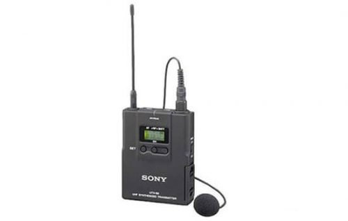 Able Video Sony Radio Microphone WRT822A Transmitter RRR-855 Receiver Equipment Hire Gold Coast