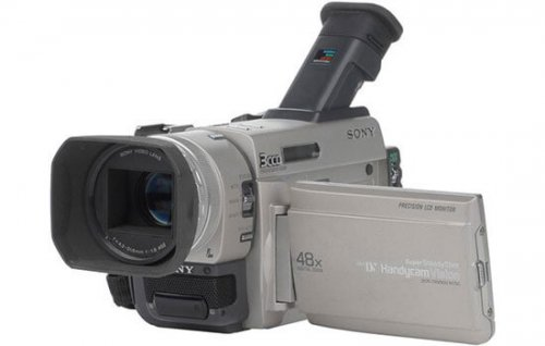 Able Video Sony TRV900 Mini DVCAM Handycam Equipment Hire Gold Coast
