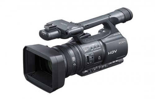 Able Video Sony Z1P Handycam Equipment Hire Gold Coast