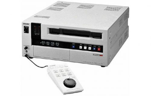 Able Video Sony UVW1800 BETACAM Recorder Equipment Hire Gold Coast