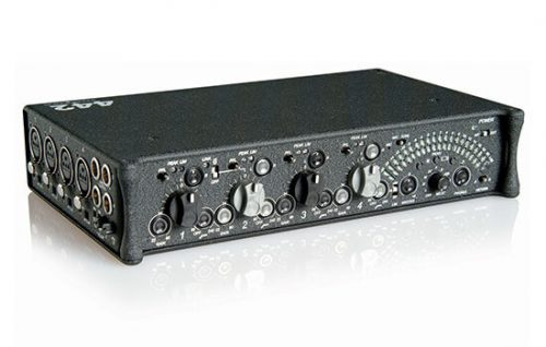 Able Video Sound Devices 442 Audio Mixer Equipment Hire Gold Coast
