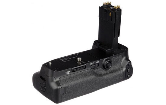 Able Video Vello BG-C Battery Grip for Canon 5D Mark III DSLR Camera Support Equipment Hire Gold Coast