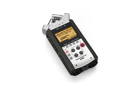 Able Video Zoom H4n Audio Recorder Equipment Hire Gold Coast