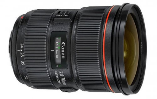 Able Video Canon 24-70mm II Lens Equipment Hire Gold Coast