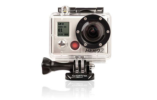 Able Video GoPro Hero 2 Video Camera Equipment Hire Gold Coast