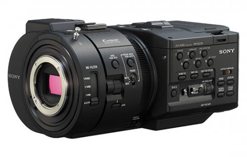 Able Video Sony NEX FS700R Body Video Camera Equipment Hire Gold Coast