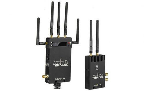 Able Video Teradek 600 Wireless SDI HDMI Transmitter Receiver Equipment Hire Gold Coast