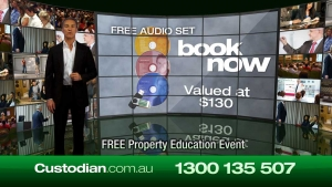 Able Video Custodian 03 Television Commercial