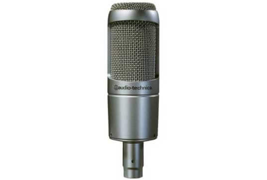 Able Video Audio Technica AT3035 Microphone Equipment Hire Gold Coast