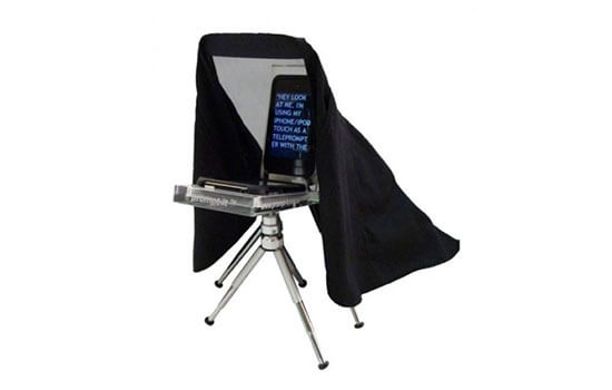 Able Video Promptit Teleprompter Equipment Hire Gold Coast