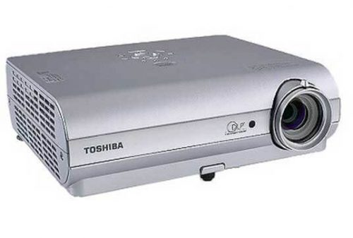 Able Video Toshiba Projector Equipment Hire Gold Coast