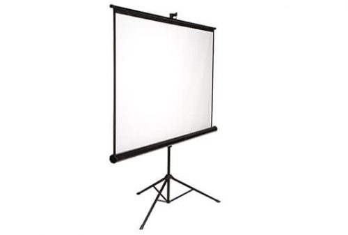 Able Video 8 Foot Projector Screen Equipment Hire Gold Coast