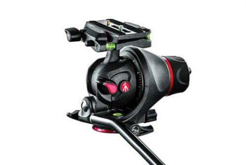Able Video Manfrotto MH055M8 Q5 Tripod Head Camera Support Equipment Hire Gold Coast