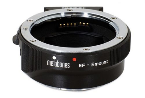 Able Video Metabones Canon EF E Mount DSLR Equipment Hire Gold Coast