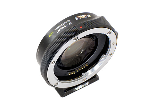 Able Video Metabones EF E Mount Speedbooster Ultra DSLR Equipment Hire Gold Coast