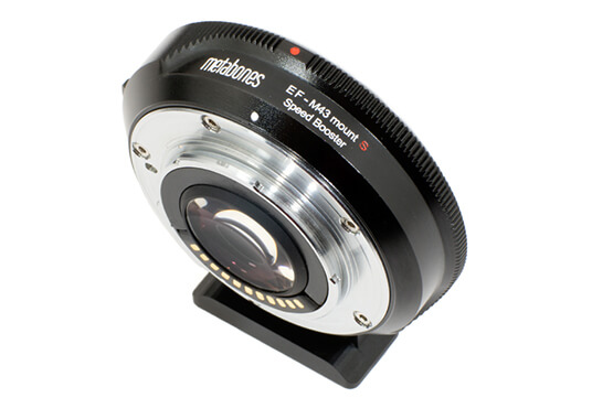 Able Video Metabones EF M43 Mount Speedbooster DSLR Equipment Hire Gold Coast