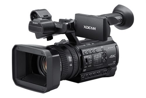 Able Video Sony Z150 Video Cameras Equipment Hire Gold Coast