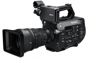 Able Video SonyPro FS7 with Lens Video Camera Equipment Hire Gold Coast