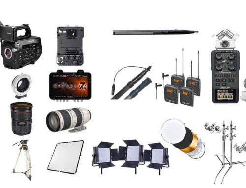 Filmmaking Bare Essentials