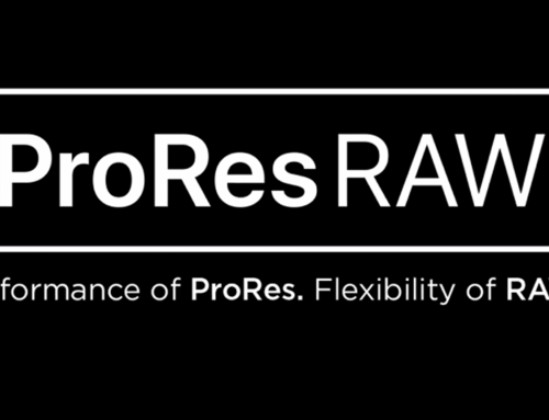ProRes RAW Support is Available for Premiere Pro