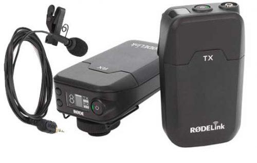 rode radio mic kit